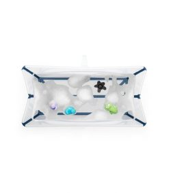 Foldable Baby Bath for Easy Storage Flexi Bath
