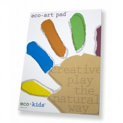 Eco-Art Drawing and Coloring Art Paper Pad by eco-kids