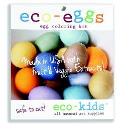 Eco-Kids Eco-Eggs Coloring Dye Kit