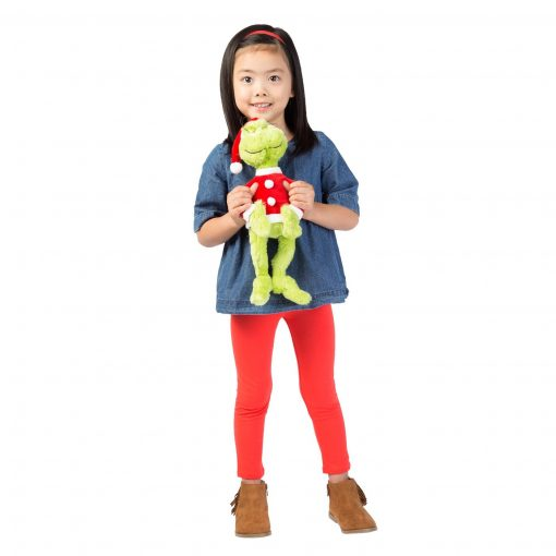 The Grinch child toy