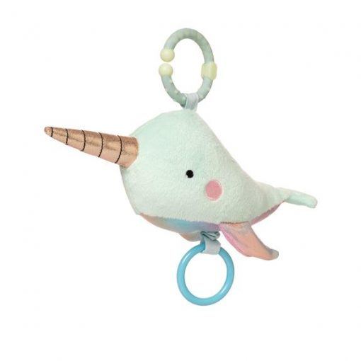 Under the Sea Narwhal Activity Toy by Manhattan Toy Company