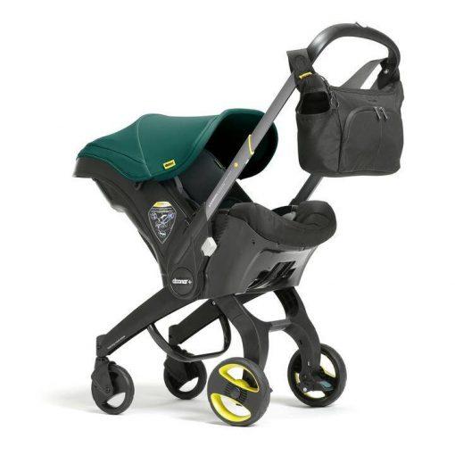 Doona Essential Bag for Baby Stroller. Baby Stroller Essentials Bag by Doona
