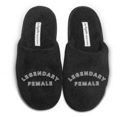 Legendary Female Women's Slippers from LA Trading