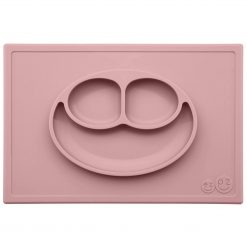 ezpz Happy Mat in Blush Pink