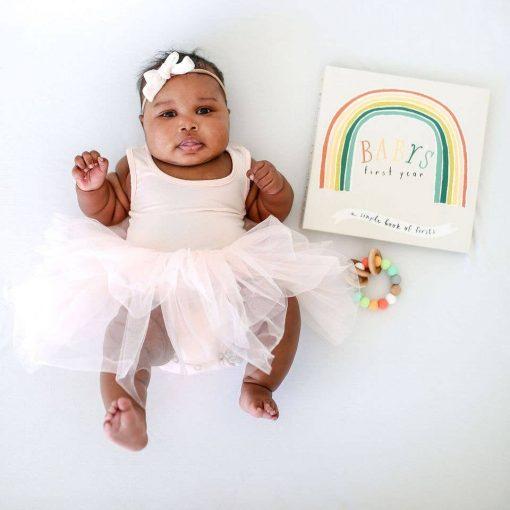 Book to Record Baby Milestones and Memories