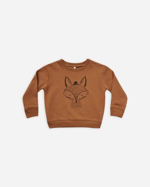 Rylee + Cru Fox Sweatshirt