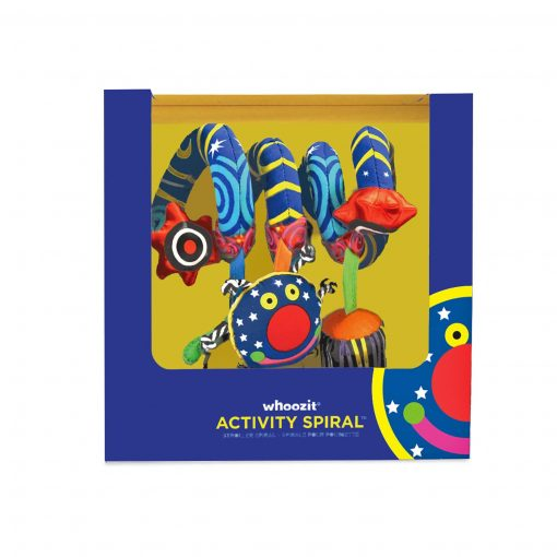 Spiral toy for kids