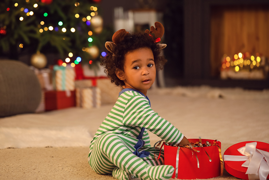 Holiday Gift Ideas for 6-12 Month Old Babies