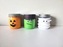 Blossom Halloween Slime Activity for Kids