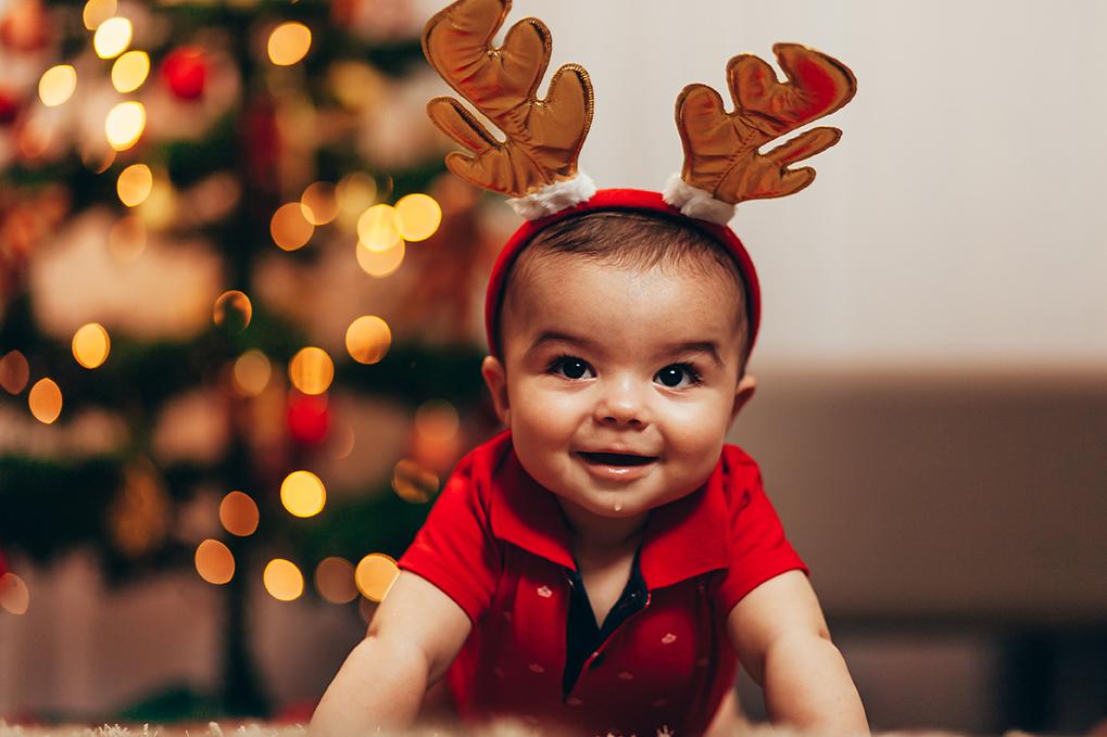 Babies First Christmas