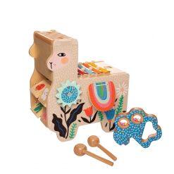 musical llama toy