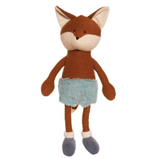 stuffed animal fox