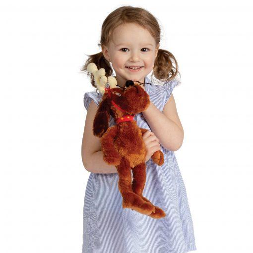 Stuffed animal dog for kids