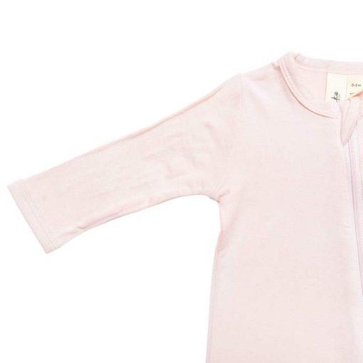 Soft Pink Bamboo Sleeper
