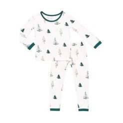 Kyte BABY Toddler Pajama Set in Tree