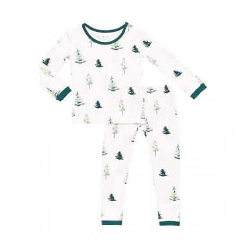 Kyte BABY Toddler Pajama Set in Tree