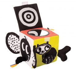 Animal Cube for Babies by Manhattan Toys