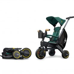 Likie Trike S5 in Racing Green