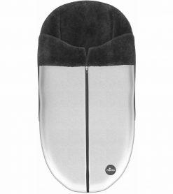 Mima Xari Matching Footmuff Argento S1101500-06BB