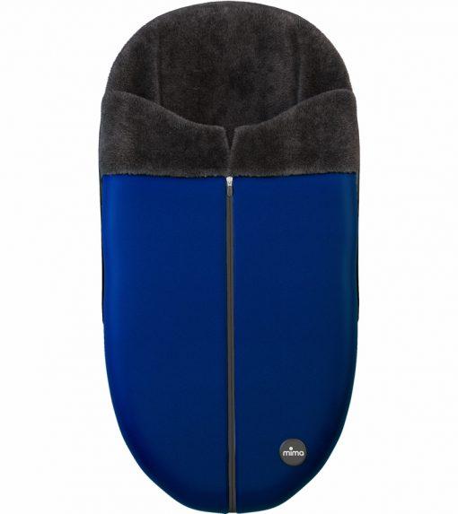 Mima Xari Matching Footmuff Royal Blue S1101880-06BB