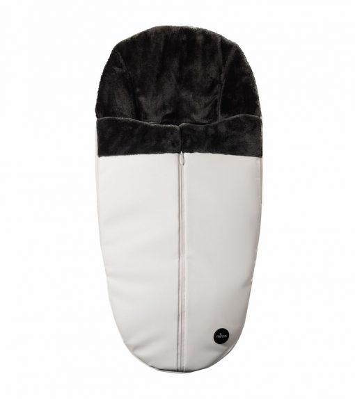Mima Xari Matching Footmuff Snow white S1101007-06BB