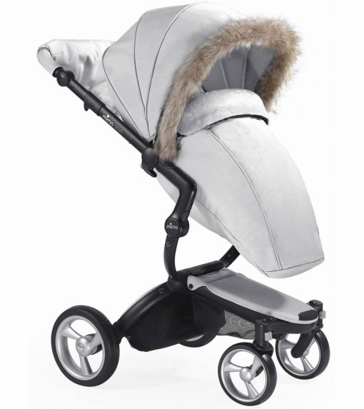 Mima Xari Matching Winter Outfit Argento s1500-23