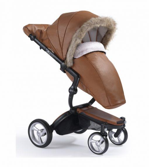 Mima Xari Matching Winter Outfit Camel S1609-23