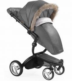 Mima Xari Matching Winter Outfit Cool Grey S1301-23