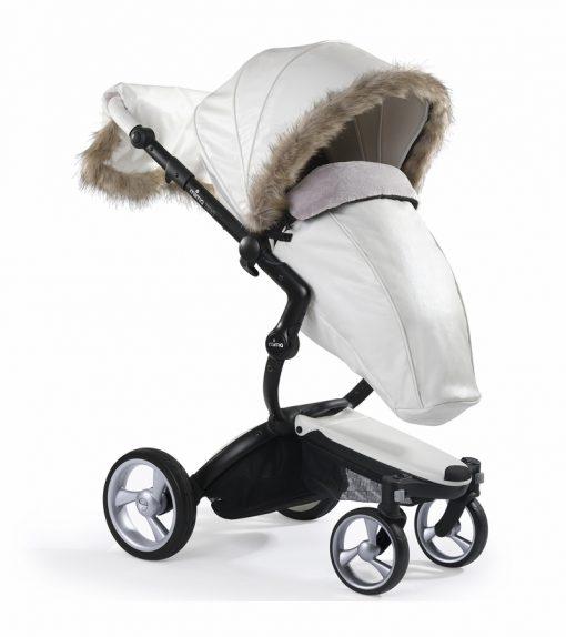 Mima Xari Matching Winter Outfit Snow white S1007-23