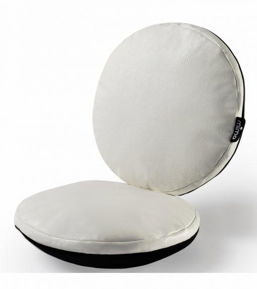 Mima Moon Junior Chair Cushion Set Snow White SH101-02SW