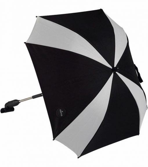 Mima Parasol for Stroller Black & White S1101-08BW2