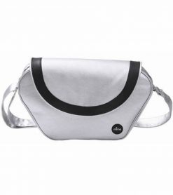 Mima Xari Trendy Changing Bag Argento S1500-10