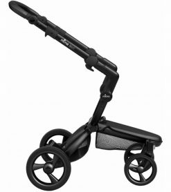 Mima Xari Chassis Black with Black Wheels A115-06