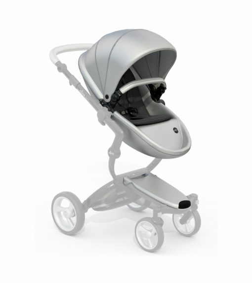 Mima Xari Seat Box Argento AS112500