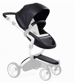 Mima Xari Seat Box Black AS112110