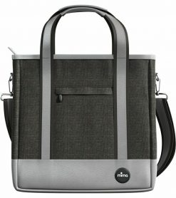 Mima ZIGI Changing Bag Charcoal S3201-10