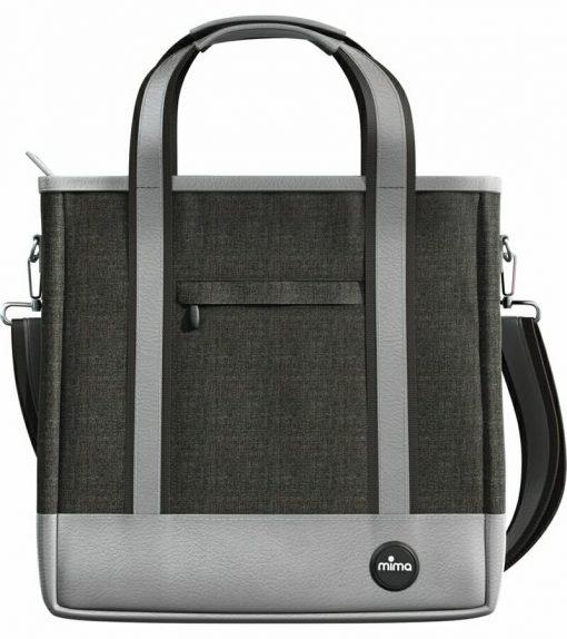 Mima ZIGI Changing Bag Charcoal S3201-10