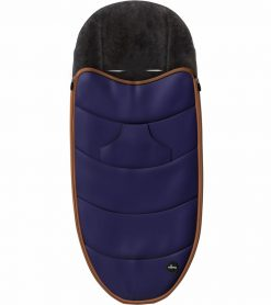 Mima ZIGI Matching Footmuff Midnight Blue S301800-06BB