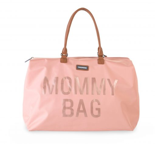 Mommy Bag Weekend Style Bag in Pink