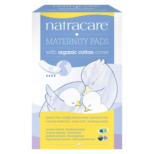 Natracare Natural Postpartum Maternity Pads