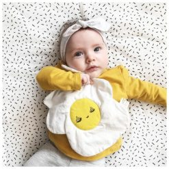 Baby Organic Crinkle Toy