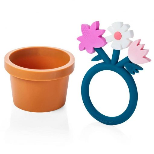 Artistic teether for babies