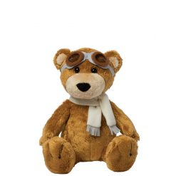 aviator bear toy