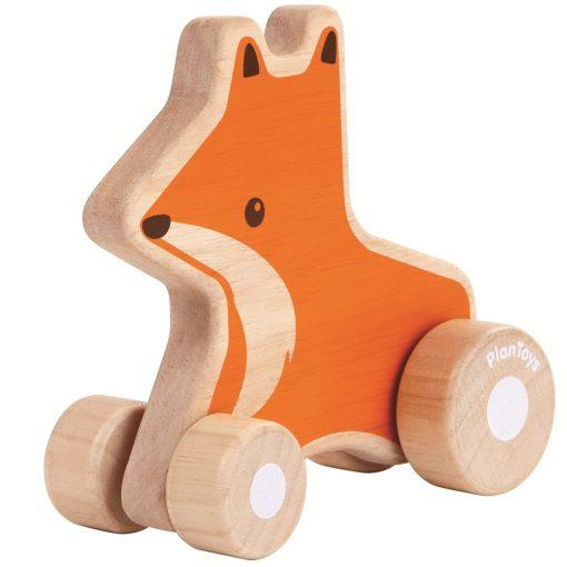 PlanToys Fox Wheelie 3