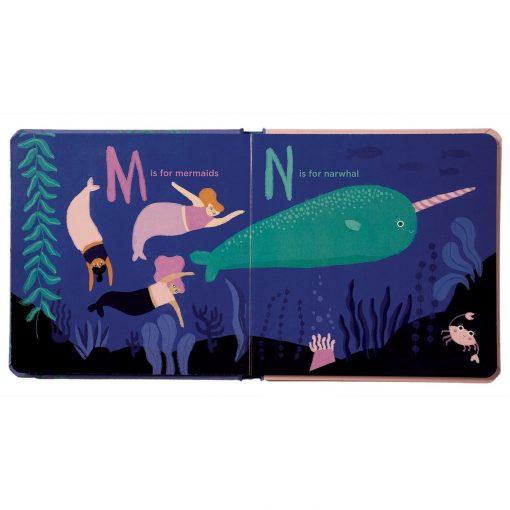 Mermaid ABCs by Manhattan Toys