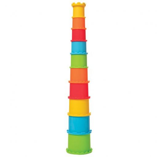 Stack able cups for kids