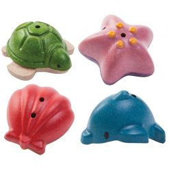 PlanToys Sea Life Bath Set 2
