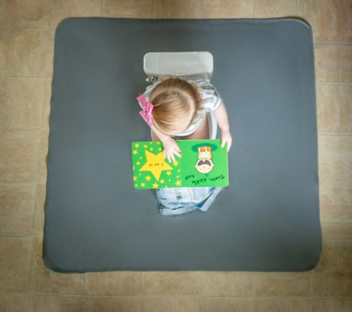 Waterproof Play and Nap Mat for Babies and Toddlers