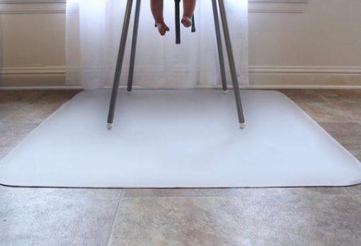 High Chair Splash Mat