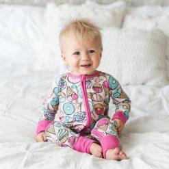 Pink Sweet Treats Pajamas Little Sleepies